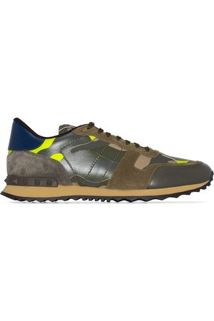 VALENTINO Herren Sneakers - Garavani 'Rockrunner' Sneakers