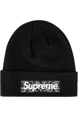 Supreme X New Era Beanie mit Logo
