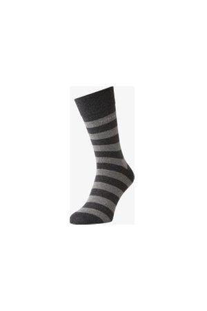 TOM TAILOR Socken im Doppelpack, Herren, anthracite melange, Größe: 39-42