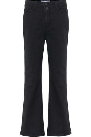 PROENZA SCHOULER WHITE LABEL High-Rise Jeans The Kick Flare