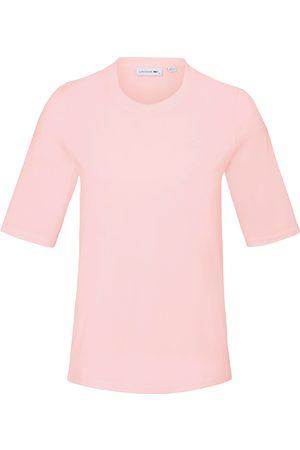 Lacoste Rundhals-Shirt langem 1/2-Arm rosé