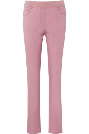 Brax Comfort Plus-Jeans Modell Carina lila