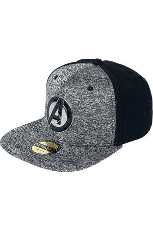 Marvel Logo Snapback-Cap Mehrfarbig