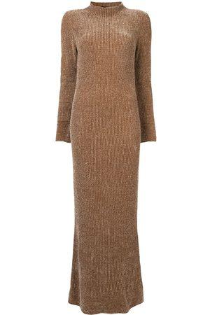 Armani Jersey-Kleid aus Samt