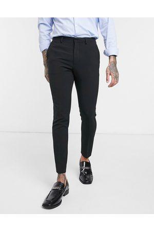 ASOS Superenge, kurz geschnittene, elegante Hose in