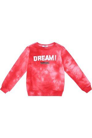 Msgm Sweatshirt aus Baumwolle