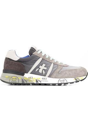 Premiata Lander stamped sole sneakers