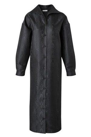 Balenciaga Kleid Maxi Kaftan
