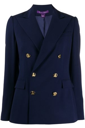 Ralph Lauren Tailored double-breasted blazer