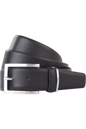Pierre Cardin Ledergürtel aus Glattleder mit doppelter Gürtelschlaufe