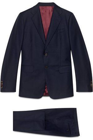 Gucci London Anzug aus Wolle