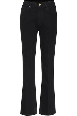 Goldsign High-Rise Bootcut Jeans The Comfort