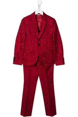Dolce & Gabbana Zweiteiliger Brokat-Anzug