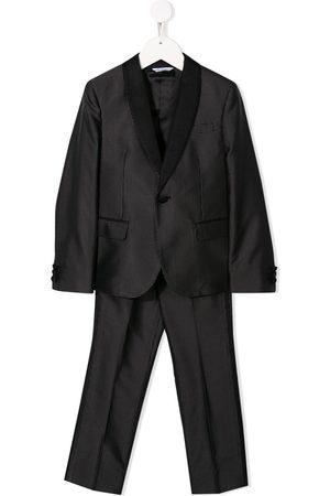 Dolce & Gabbana Polka dot print two-piece suit