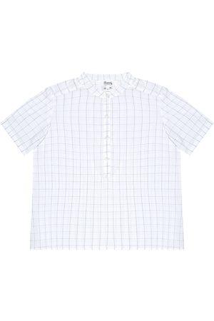 Bonpoint Hemd aus einem Baumwollgemisch