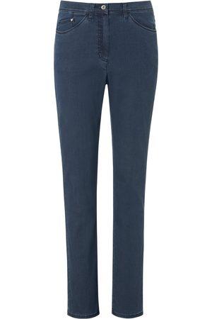 Brax Comfort Plus-Jeans Modell Laura Touch denim