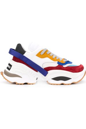 Dsquared2 Sneakers mit dicker Sohle
