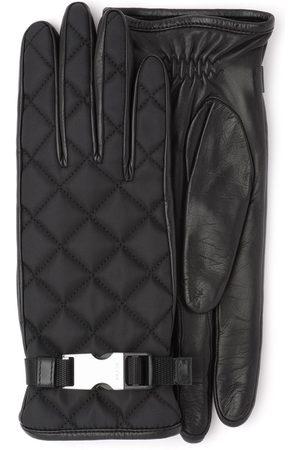 Prada Gesteppte Handschuhe