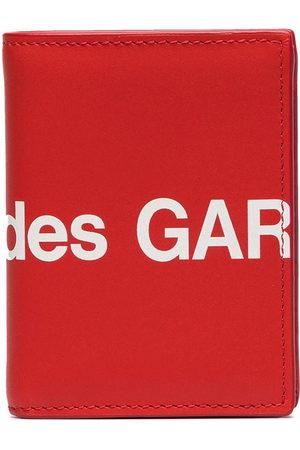 Comme des Garçons Portemonnaie mit Logo-Print