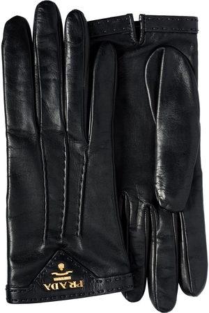 Prada Damen Handschuhe - Handschuhe aus Nappaleder