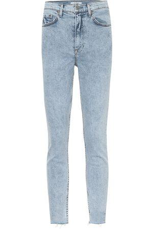 GRLFRND High-Rise Skinny Jeans Karolina