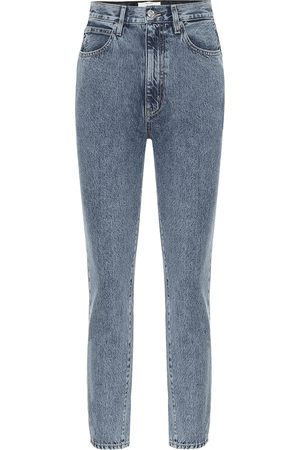 SLVRLAKE High-Rise Slim Jeans Beatnik