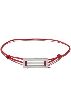 Le Gramme Armbänder - 25/10g' Armband - SILVER/RED