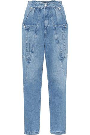 Isabel Marant High-Rise Jeans Kerris