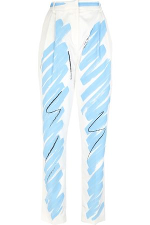 Moschino Damen Slim - HOSEN - Hosen - on YOOX.com