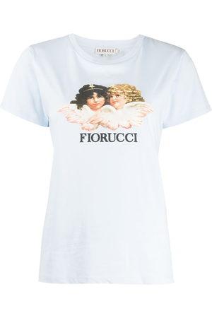 Fiorucci Vintage Angels' T-Shirt