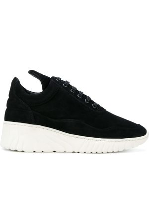 Filling pieces High-Top-Sneakers mit Keilabsatz