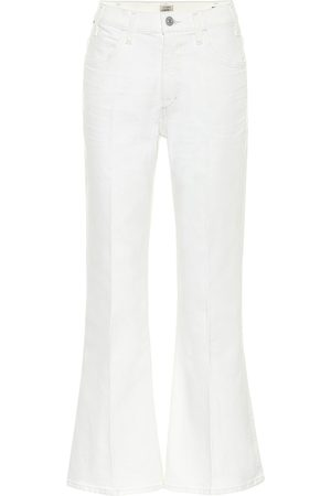 Citizens of Humanity High-Rise Flared Jeans Amelia