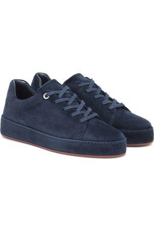 Loro Piana Sneakers Nuages aus Veloursleder