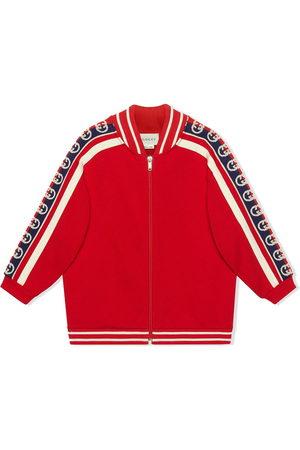 Gucci Kids Logo track jacket