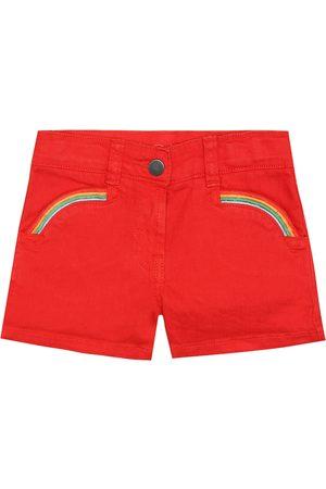 Stella McCartney Shorts aus Baumwolle