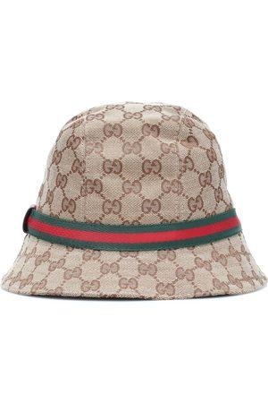 Gucci Hut GG aus Canvas