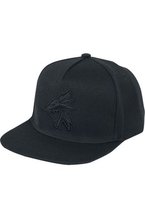 The Witcher Wolf Silhouette Snapback-Cap