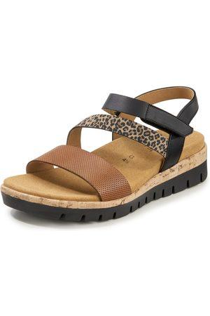 Gabor Damen Sandalen - Keil-Sandalette Größe: 38,5