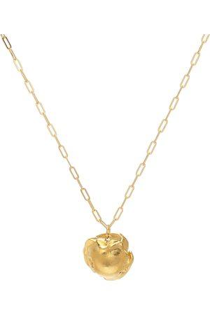 Alighieri Exklusiv bei Mytheresa – Halskette The Moonlit Sea mit 24kt Goldauflage