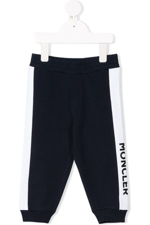 Moncler Colour block sweatpants