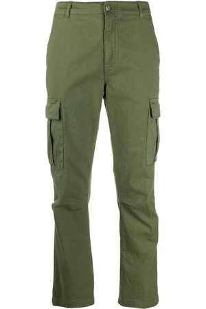 P.a.r.o.s.h. Damen Cargohosen - Cargo pocket trousers