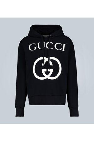 Gucci Hoodie mit GG-Logo