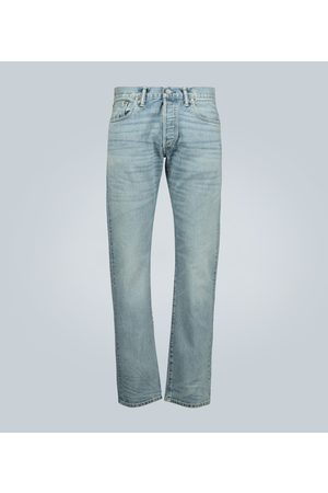 RRL Slim-Fit Jeans aus Selvedge-Denim
