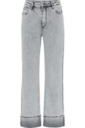 Baum und Pferdgarten Mid-Rise Straight Jeans Nanne