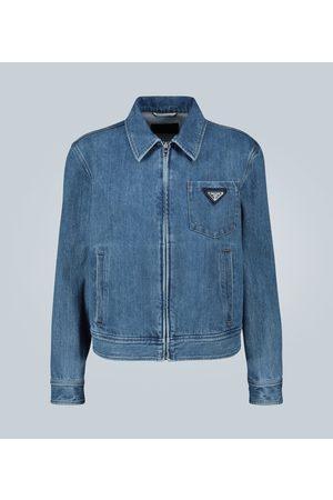 Prada Vintage-Jeansjacke
