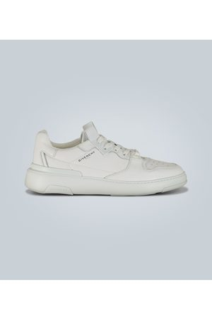 Givenchy Klassische Wing Sneakers aus Leder