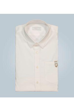 Prada Damen Blusen - Klassisches Baumwollhemd