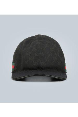 Gucci Baseballcap mit Webstreifen