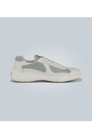 Prada Sneakers aus Leder