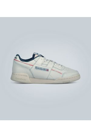 Reebok Leder-Sneakers Workout Plus Mu